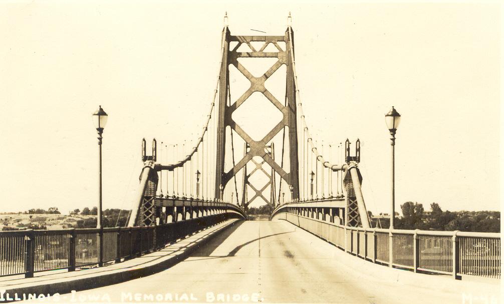 I-74 Bridges (Iowa-Illinois Memorial Bridge) - HistoricBridges.org