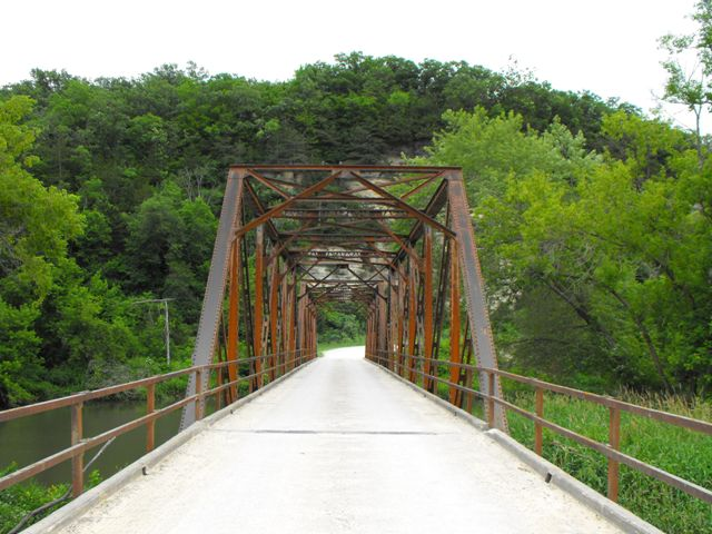 McCaffrey Bridge