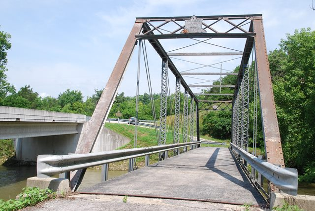 Galloway Pike Bridge