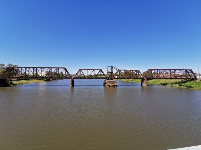 Monroe Railroad Bridge