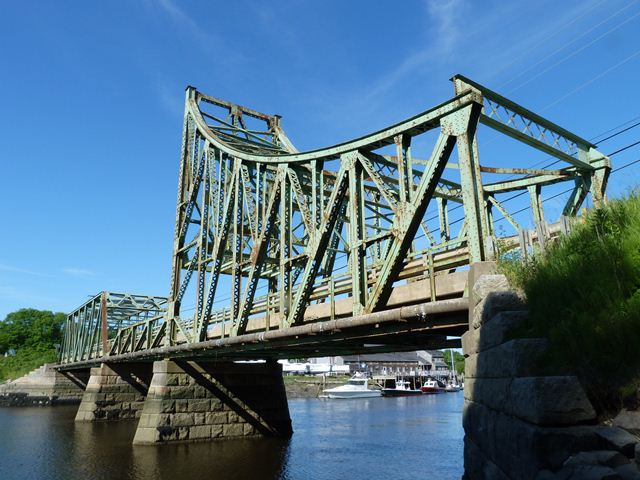 Wadsworth Street Bridge