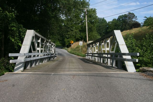Church Hill Road Bridge