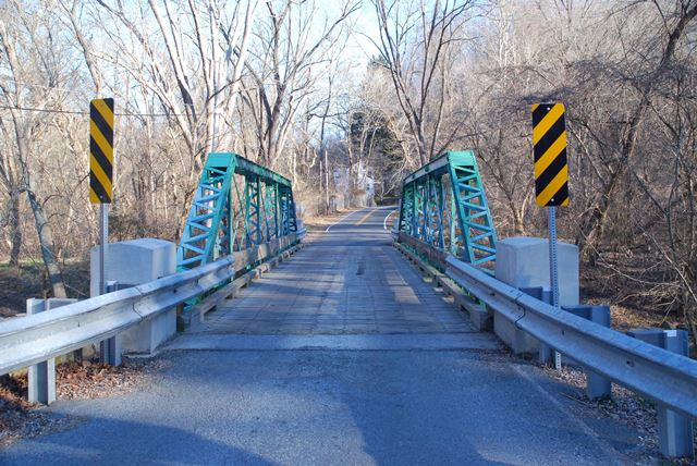 McCauley Road Bridge