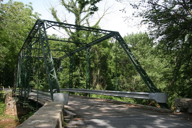 Old Mill Road Bridge