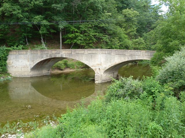 Town Creek Road Bridge