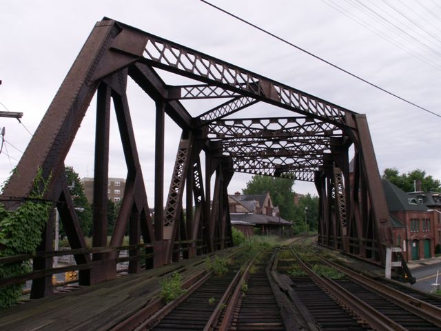 2nd Level Canal Railroad Bridge