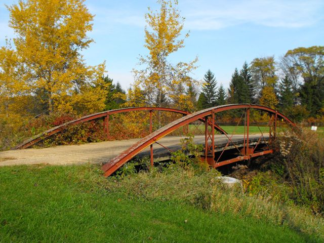 Waddell A Truss Bridge. Townline Brook Bridge