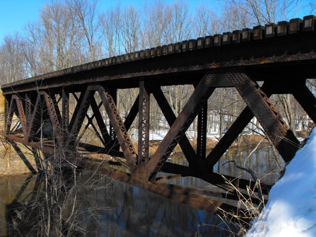 Byron Railroad Bridge