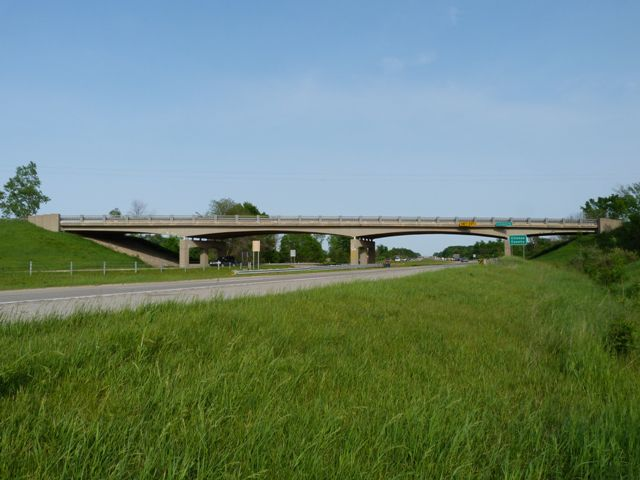 Clintonia Road Bridge