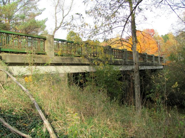 Garfield Road North Branch Bridge