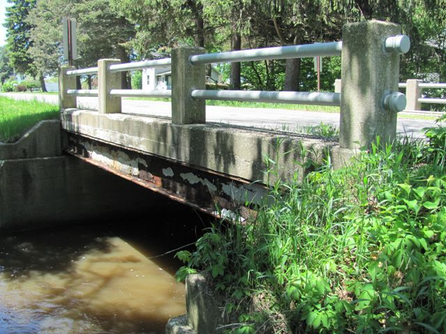 Glendora Road Bridge West