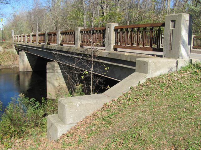 Vermontville bridge historicbridges org