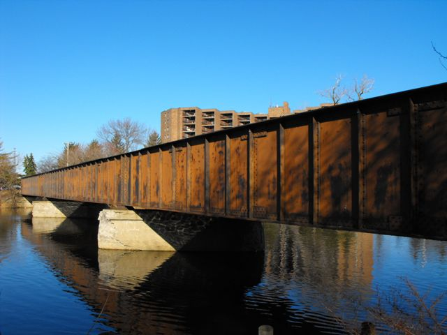 Lansing Railroad Bridge