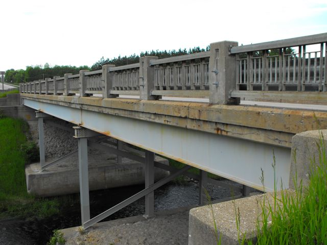 M-68 Rainy River Bridge