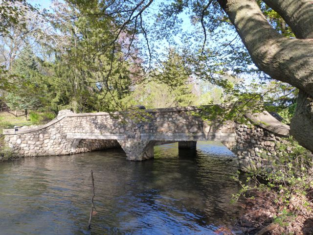 Milham Park North Bridge