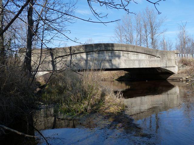 Norway Lake Road Camelback Bridge Historicbridges Org