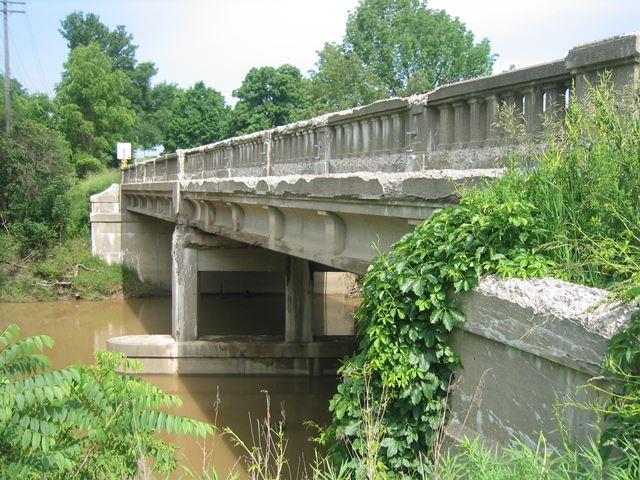 Rattle Run Road Bridge