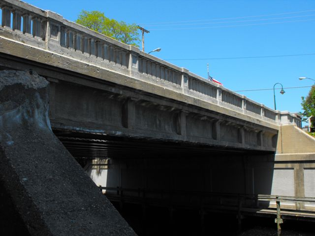 South Union Street Bridge