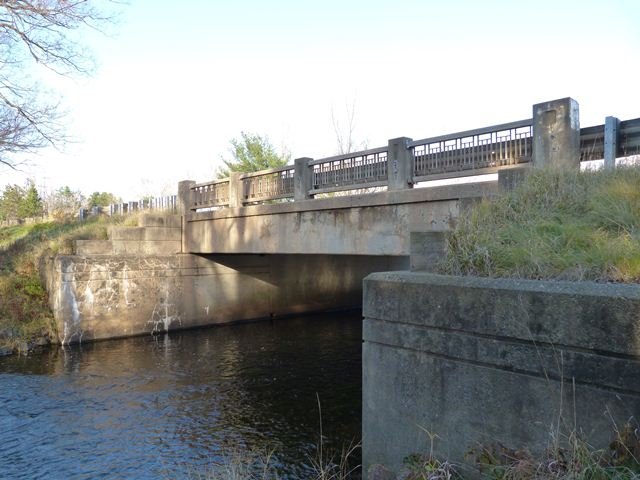 US-45 Middle Branch Ontonagon River Bridge
