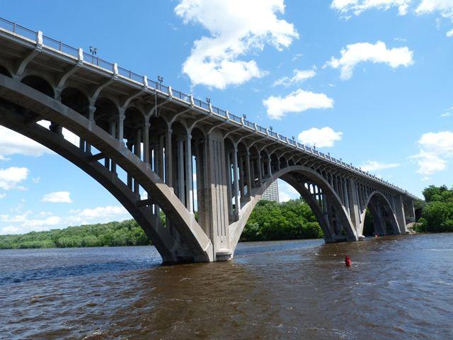 Parkway Ford Waterloo >> Intercity Bridge (Ford Bridge) - HistoricBridges.org