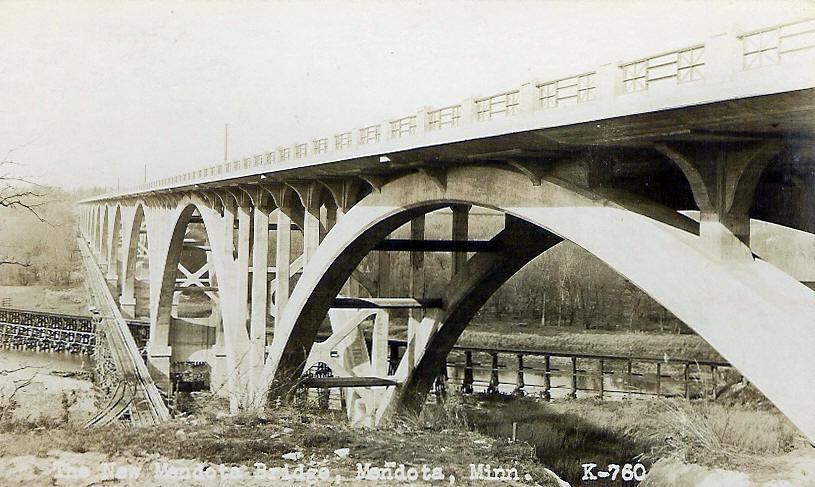 Mendota Bridge (Fort Snelling - Mendota Bridge) - HistoricBridges org