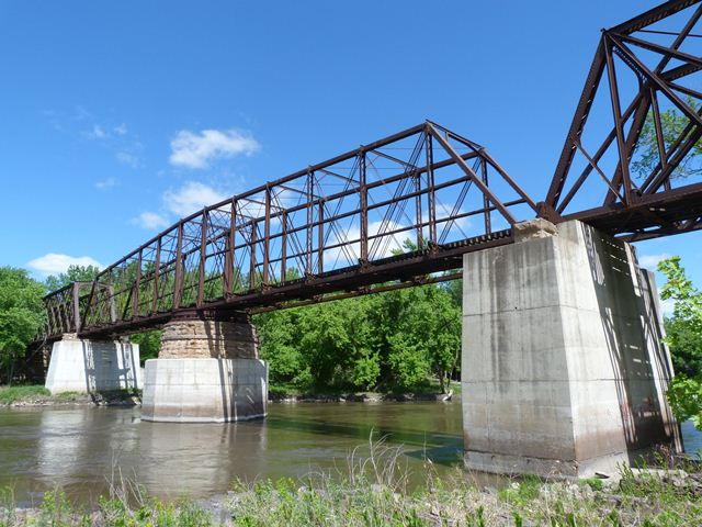Redstone Bridge
