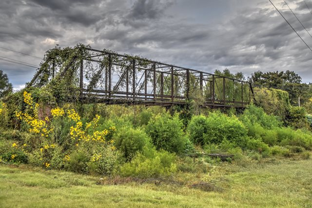 Yazoo City Swing Bridge