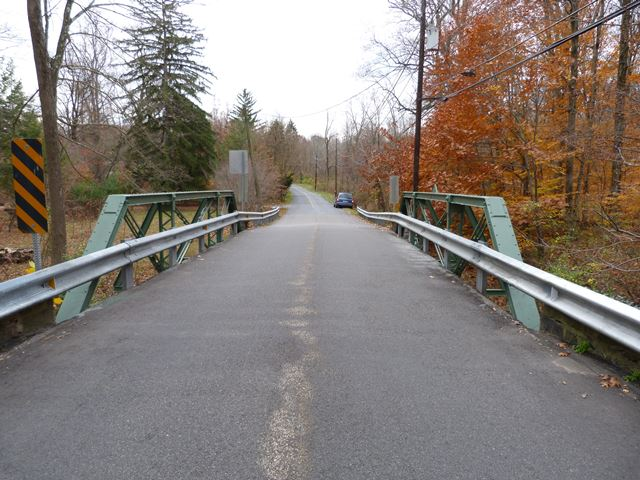 Baptist Church Road Bridge