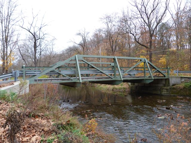 Creek Road Bridge