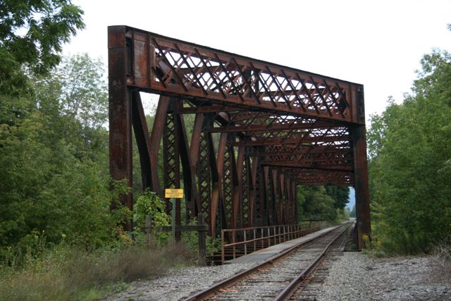 Bath Railroad Bridge