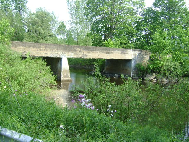 Coolidge Road Bridge