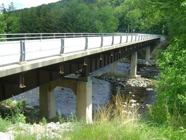 NY-8 Sacandaga River Bridge