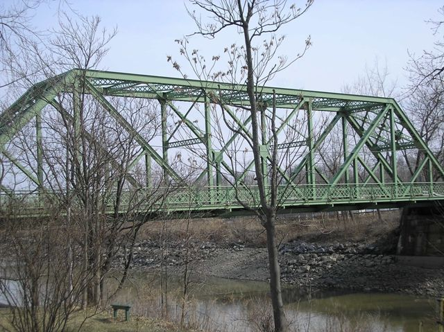 Quaker Road Bridge