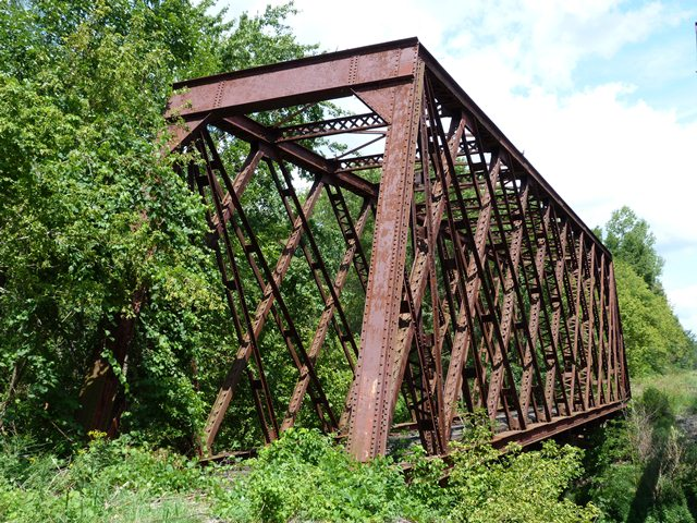 Caledonia New York Central Railroad Bridge