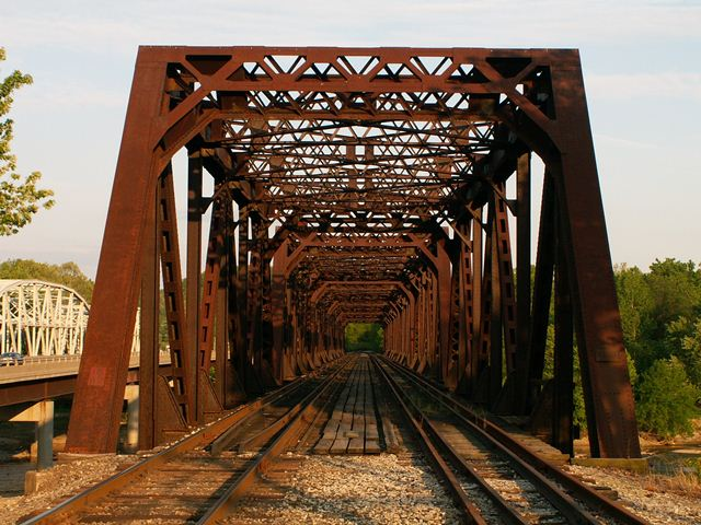 Cleves Railroad Bridge
