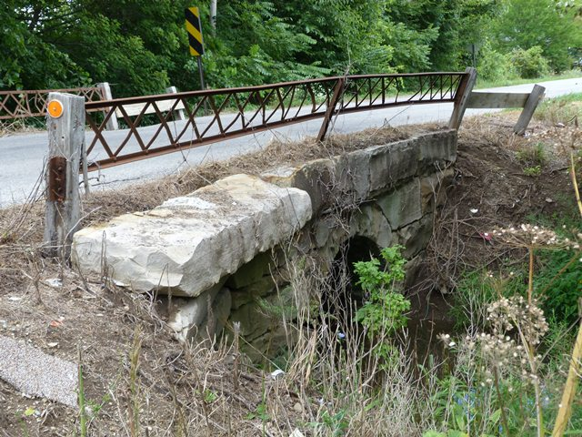 Canaan Road Culvert