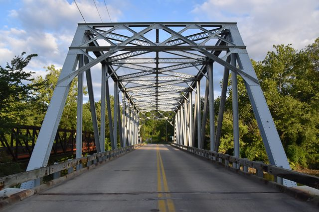 Hillside Road Bridge