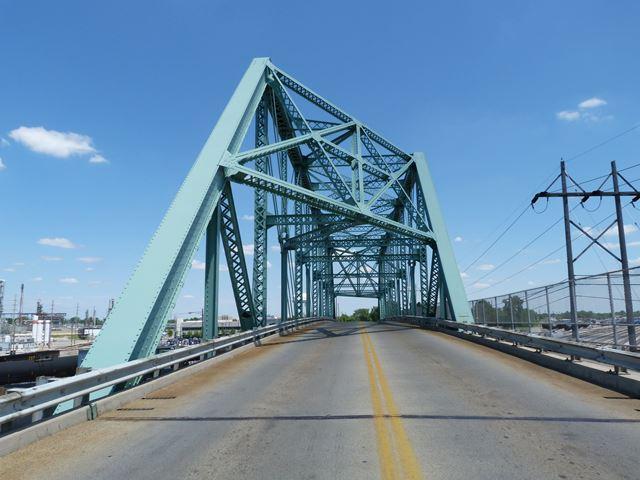 Metcalf Street Bridge Dixie Highway Bridge
