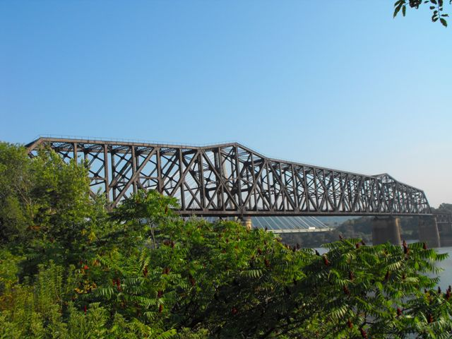 Steubenville Railroad Bridge