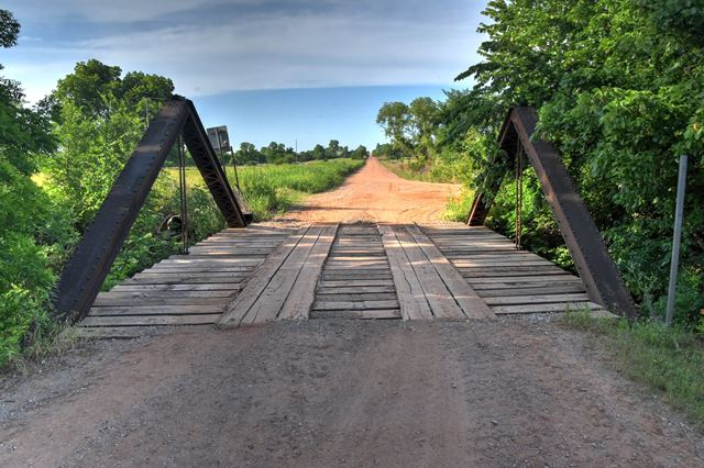 3350 Road Bridge
