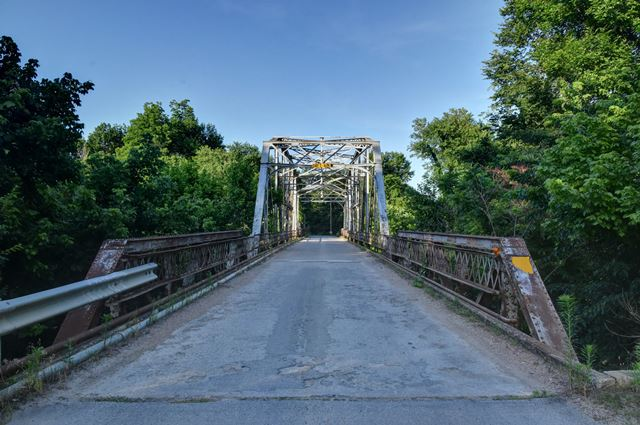 106th Street Hominy Creek Bridge