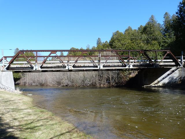 10th Sideroad SDR Bridge