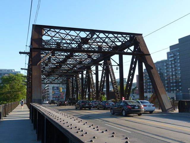 Bathurst Street Bridge