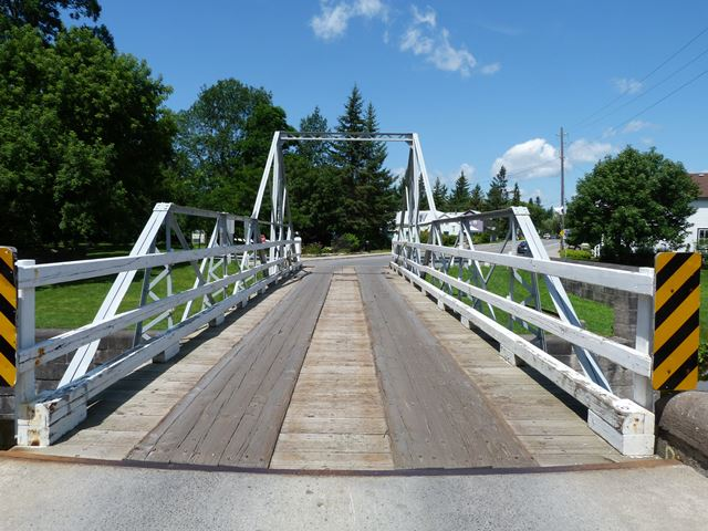 Burritts Rapids Bridge