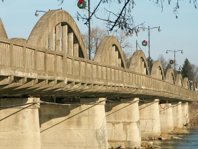 Caledonia Bridge
