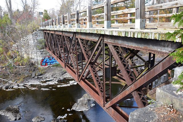 Calabogie Railway Bridge
