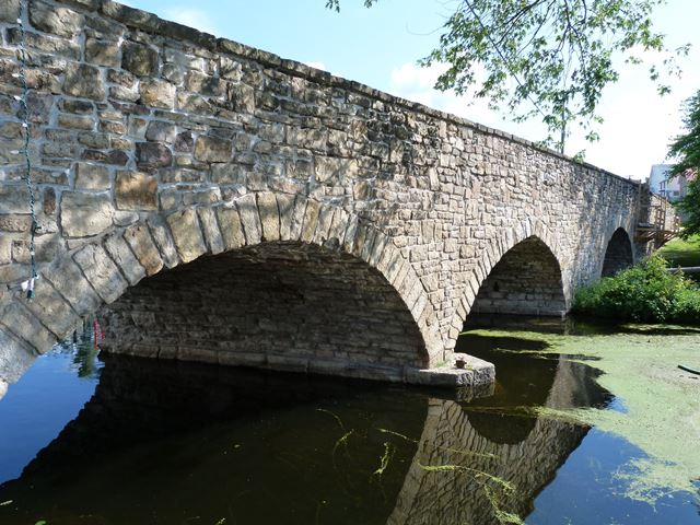 Lyndhurst Bridge