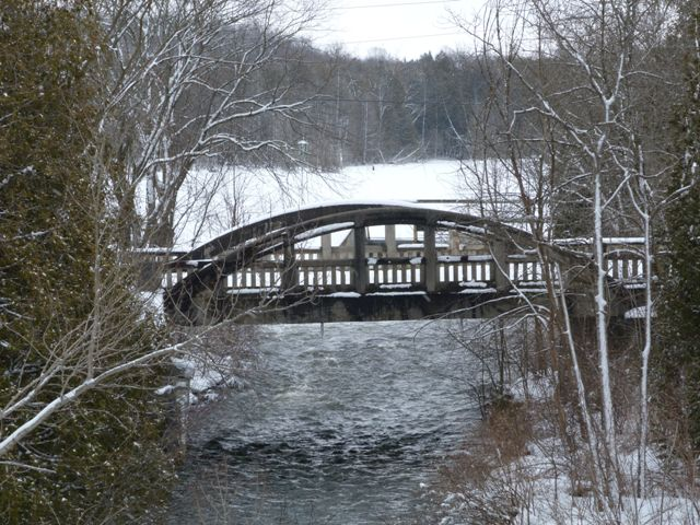 Orchardville Bridge