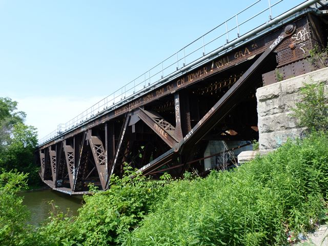 Port Credit Railway Bridge