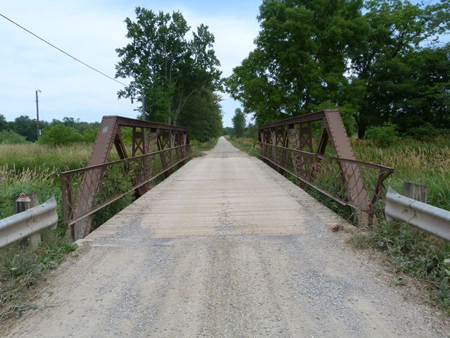Concession Road 2 Sunnidale Bridge